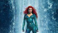 Re¿yser Aquamana 2 ciep³o przywita³ Amber Heard na planie filmu