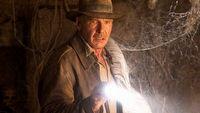 Harrison Ford kontuzjowany na planie Indiany Jonesa 5