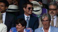 Tom Cruise kibicowa� Anglikom podczas Euro 2020. Pokaza� pi�karzom fragment Top Gun: Maverick