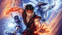 Mortal Kombat Legends: Battle of the Realms - zwiastun filmu
