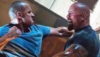 """Dwayne """"The Rock"""" Johnson nie wyst¹pi w finale Szybkich i wœciek³ych. Aktor wyœmia³ Vina Diesela"""