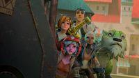 Netflix chce wi�cej He-Mana. Oto zwiastun nowego serialu