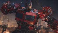 Zobacz nowy wygl�d Optimusa z planu Transformers 7