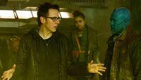 James Gunn opowiedzia� o tym, jak powstaj� Stra�nicy Galaktyki 3