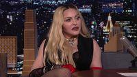 Madonna t�umaczy, dlaczego �a�uje odrzucenia roli w Matrixie