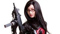 Najlepsze cosplaye - The Baroness z G.I. Joe