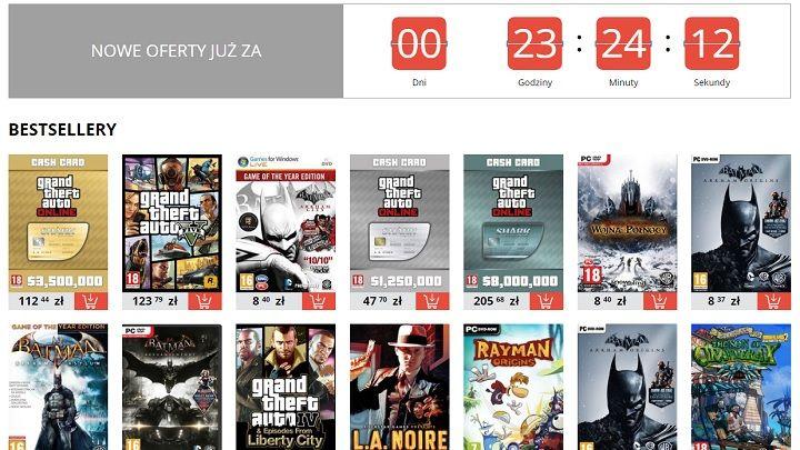 fe1d8663b4cf Przed kilkoma dniami w Sklepie GRY-OnLine rozpoczęła się wiosenna promocja  na cyfrowe wersje PC-towych gier i dodatków. Powoli zbliżamy się do końca  ...
