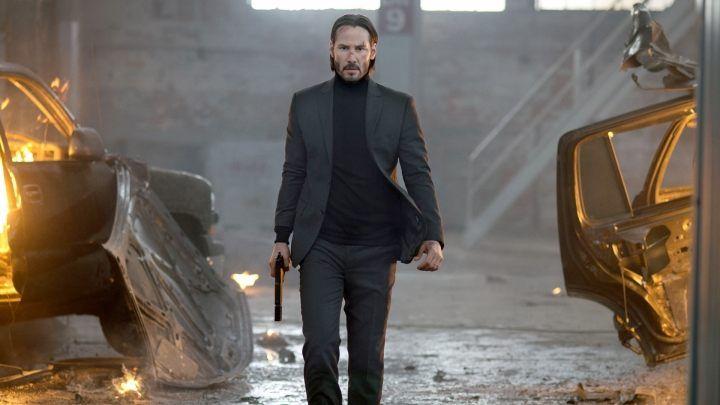 41eed4c8ed Grany przez Keanu Reevesa John Wick powoli staje się nową ikoną kina akcji.  Obie odsłony produkcji o byłym zabójcy