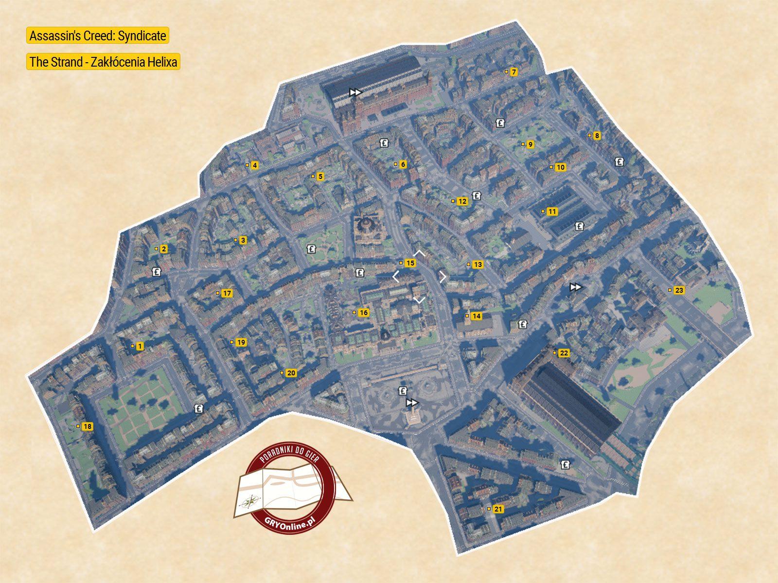 assassins creed syndicate helix glitch map whitechapel