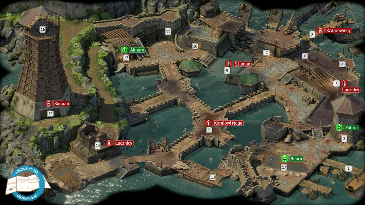 Pillars of Eternity 2 Deadfire M26 - Hasongo