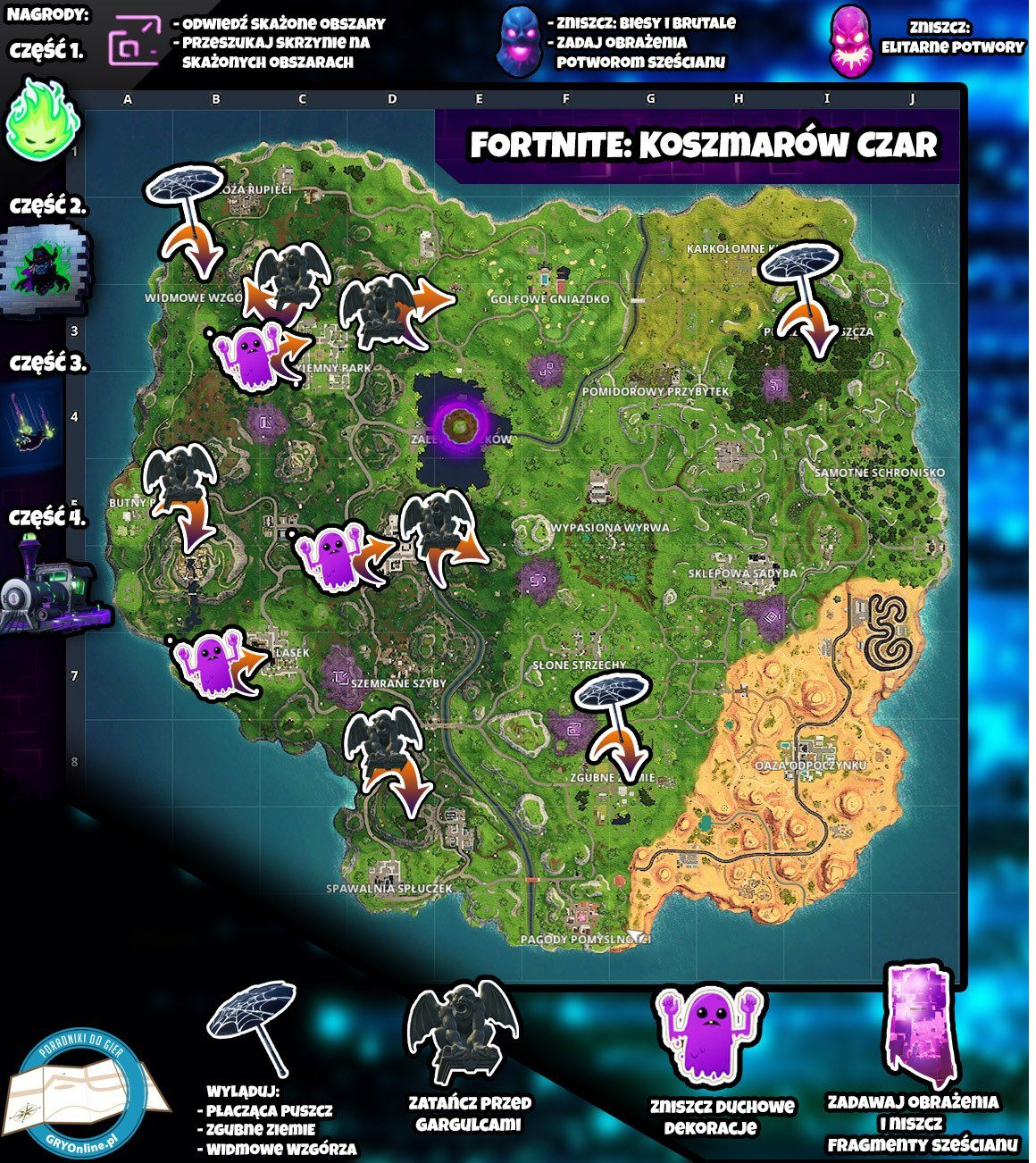 Koszmarów Czar Fortnitemares W Fortnite Battle Royale Fortnite